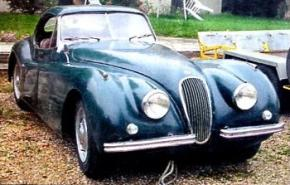 Jaguar XK120, XK140 & XK150 photo
